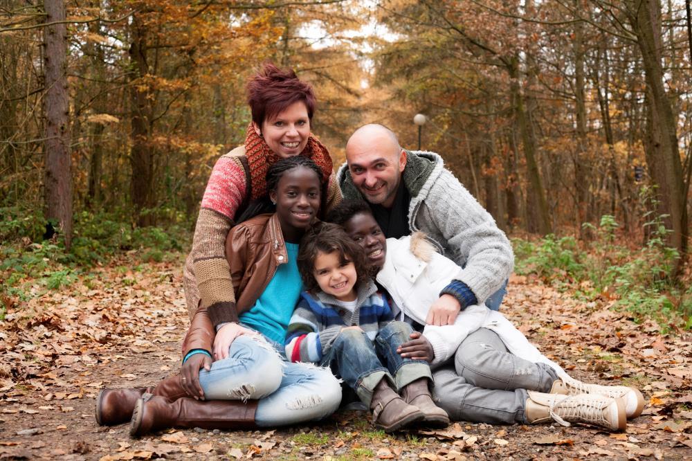 prosent på adopterte barn